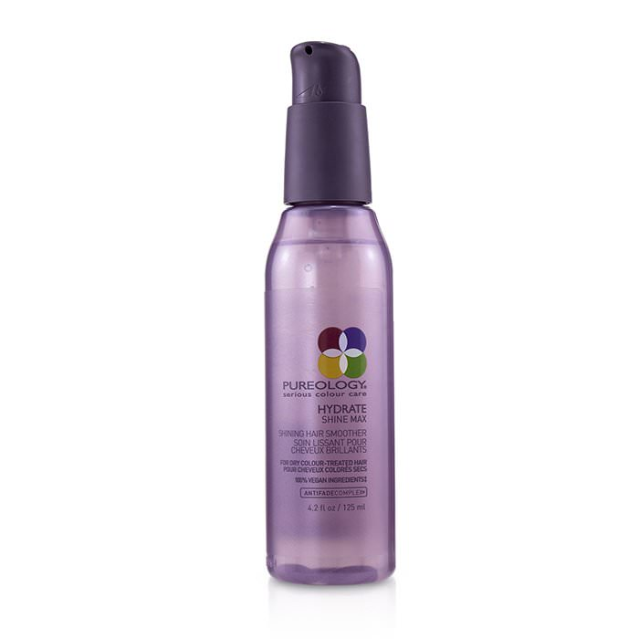 Pureology Hydrate Shine Max Shining Hair Smoother (For Dry Colour-Treated Hair) 125ml