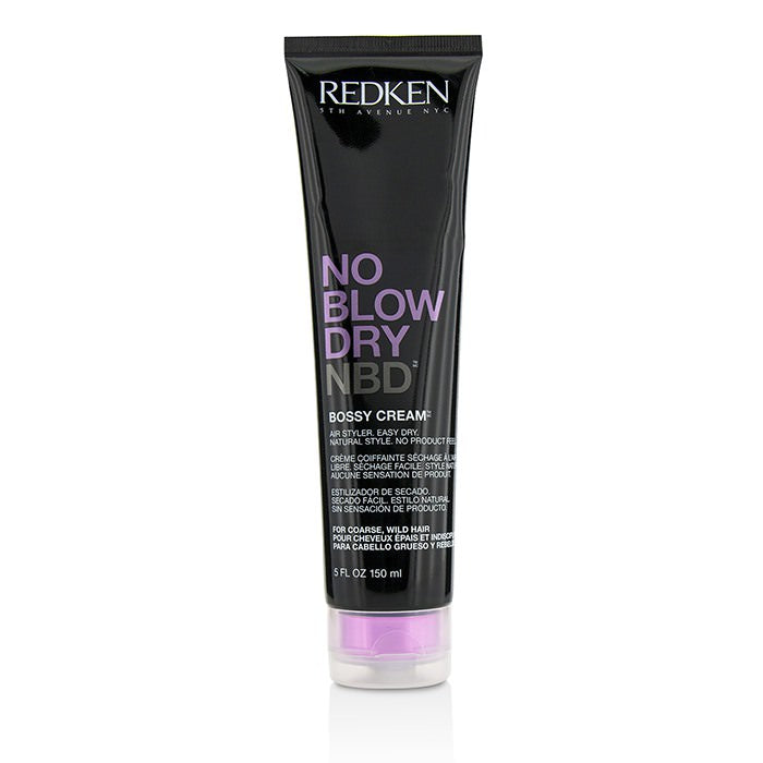 Redken No Blow Dry Bossy Cream (For Coarse, Wild Hair) 150ml