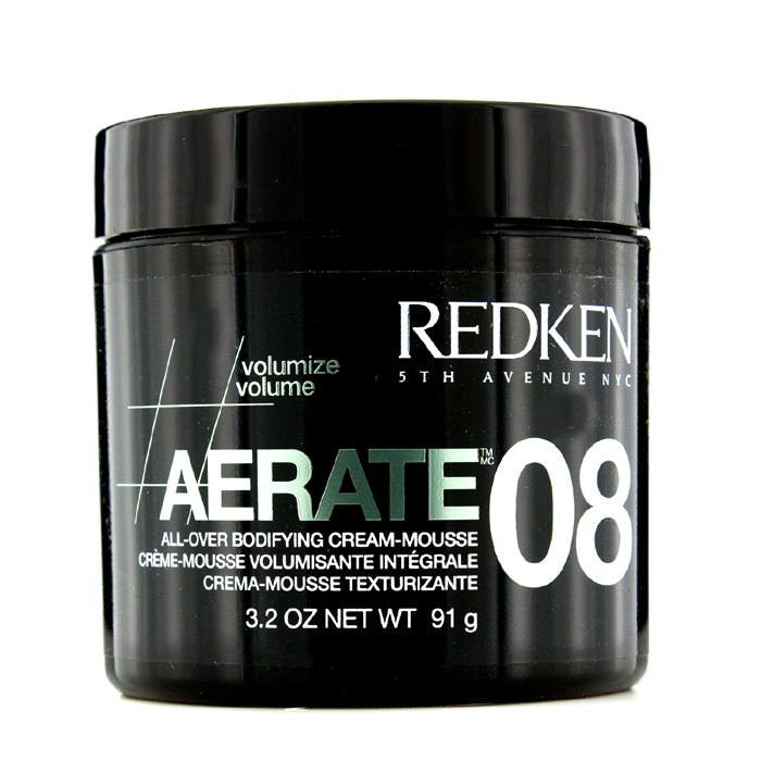 Redken Styling Aerate 08 All-Over Bodifying Cream-Mousse 91g