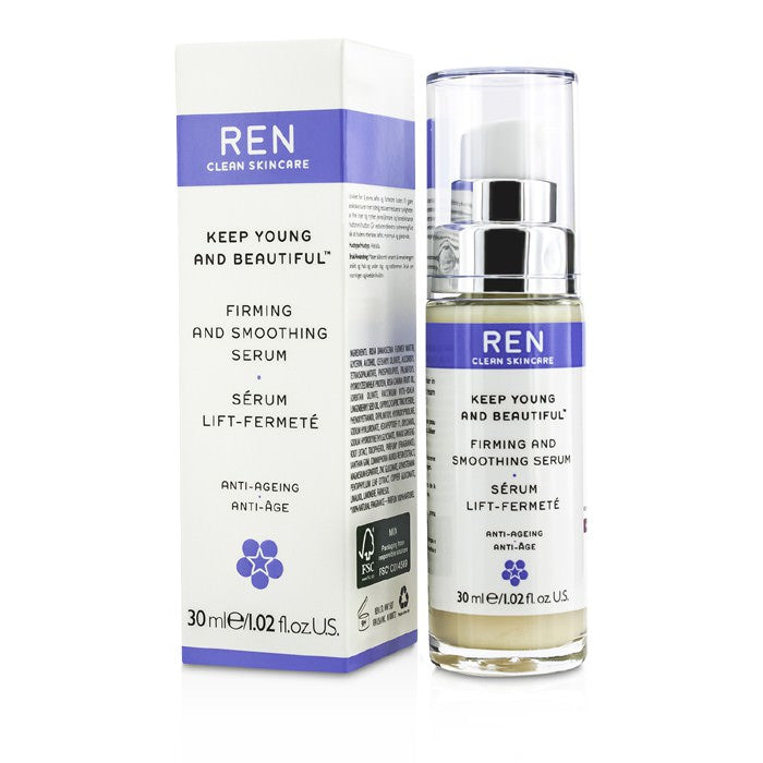 Ren Keep Young and Beautiful Firming & Smoothing Serum (All Skin Types) 30ml