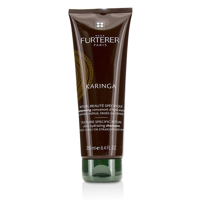 Rene Furterer Karinga Ultra Hydrating Shampoo (Frizzy, Curly or Straightened Hair) 250ml
