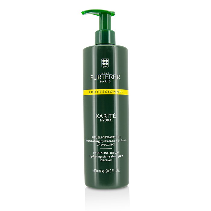Rene Furterer Karite Hydra Hydrating Ritual Hydrating Shine Shampoo - Dry Hair (Salon Product) 600ml