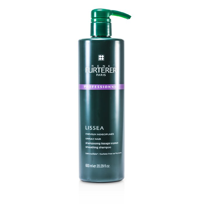 Rene Furterer Lissea Smoothing Shampoo - For Unruly Hair (Salon Product) 600ml