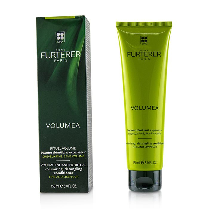 Rene Furterer Volumea Volume Enhancing Ritual Volumizing, Detangling Conditioner (Fine and Limp Hair) 150ml