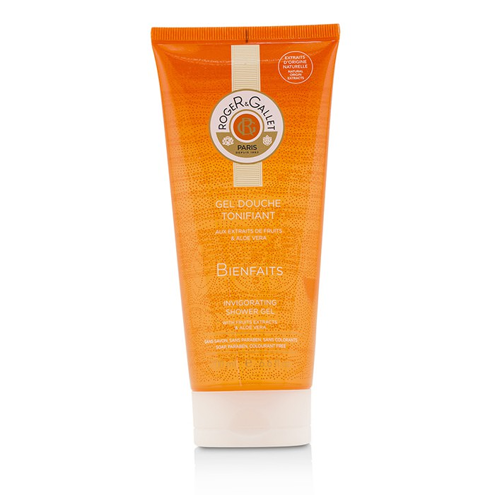 Roger & Gallet Bienfait Invigorating Shower Gel 200ml