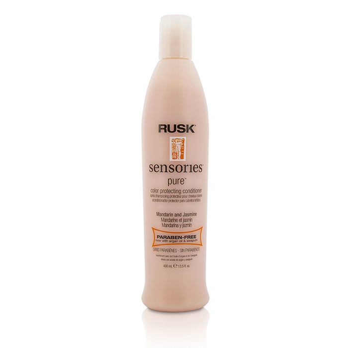 Rusk Sensories Pure Mandarin and Jasmine Vibrant Color Conditioner 400ml