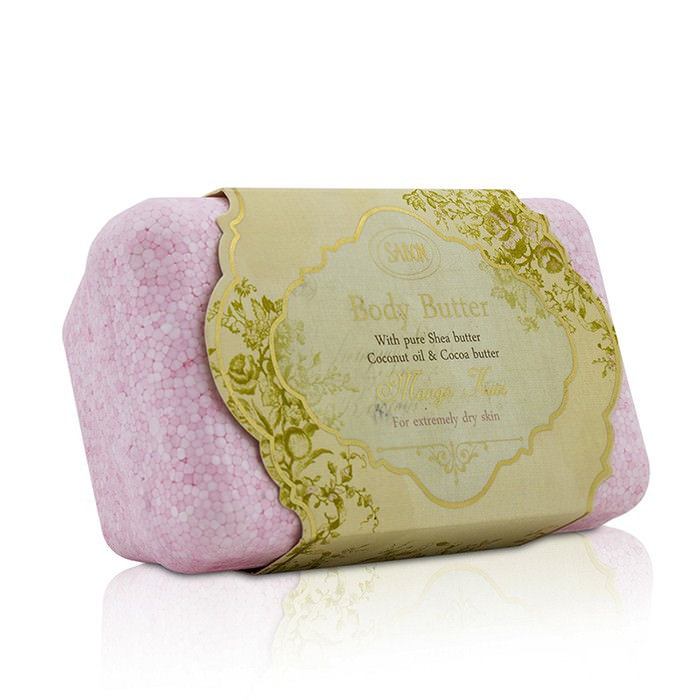 Sabon Body Butter (For Extremely Dry Skin) - Mango Kiwi 100g