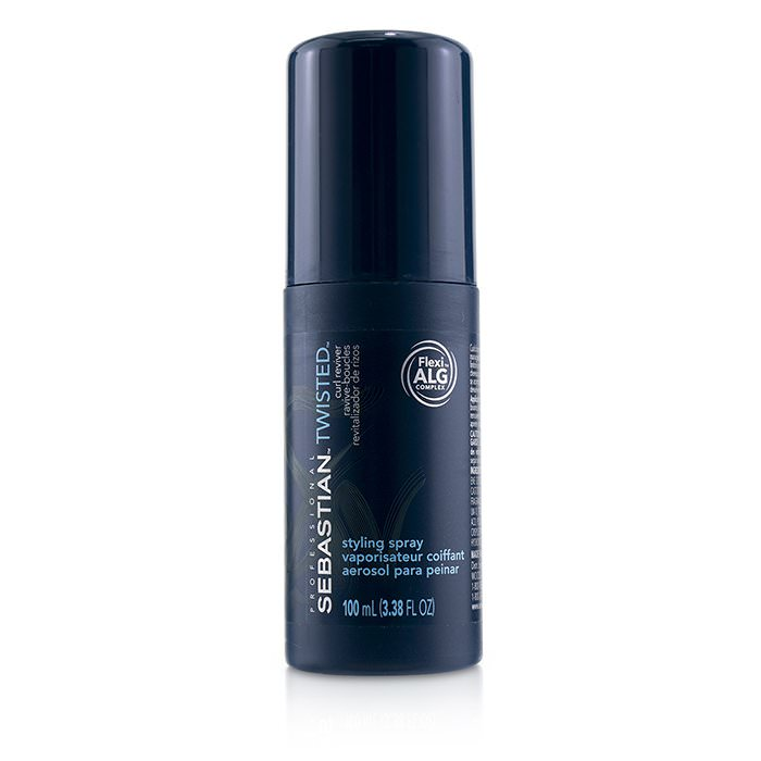 Sebastian Twisted Curl Reviver Styling Spray 100ml