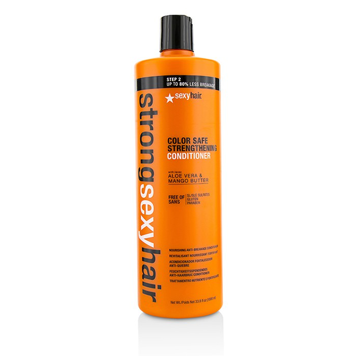 Sexy Hair Concepts Strong Sexy Hair Strengthening Nourishing Anti-Breakage Conditioner 1000ml