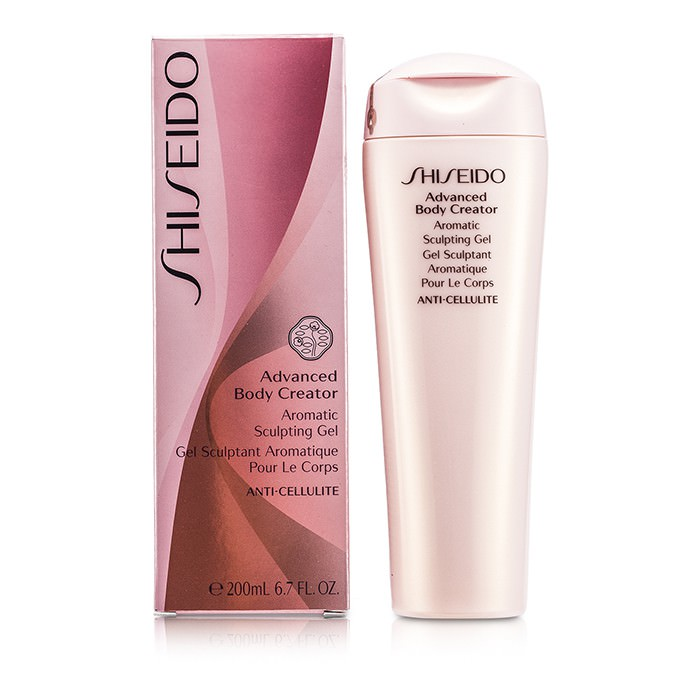 Shiseido Advanced Body Creator Aromatic Sculpting Gel - Anti-Cellulite 200ml