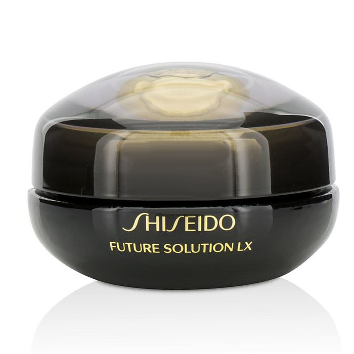 Shiseido Future Solution LX Eye & Lip Contour Regenerating Cream (Unboxed) 17ml