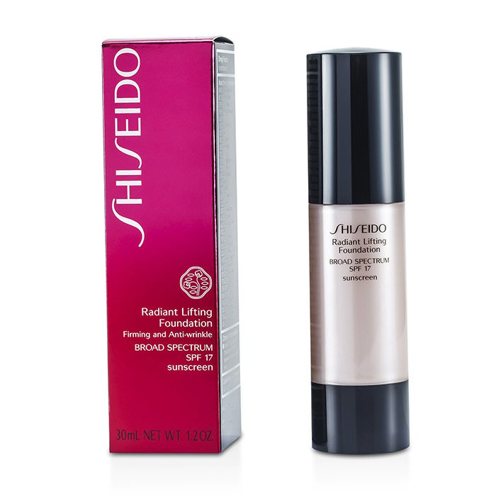 Shiseido Radiant Lifting Foundation SPF 17 - # I20 Natural Light Ivory 30ml
