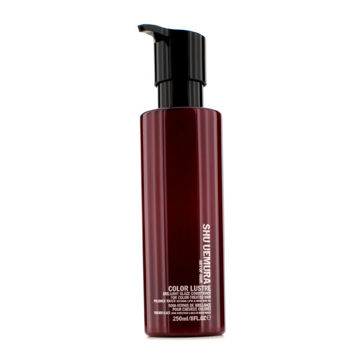 Shu Uemura Color Lustre Brilliant Glaze Conditioner (Color-Treated Hair) 250ml