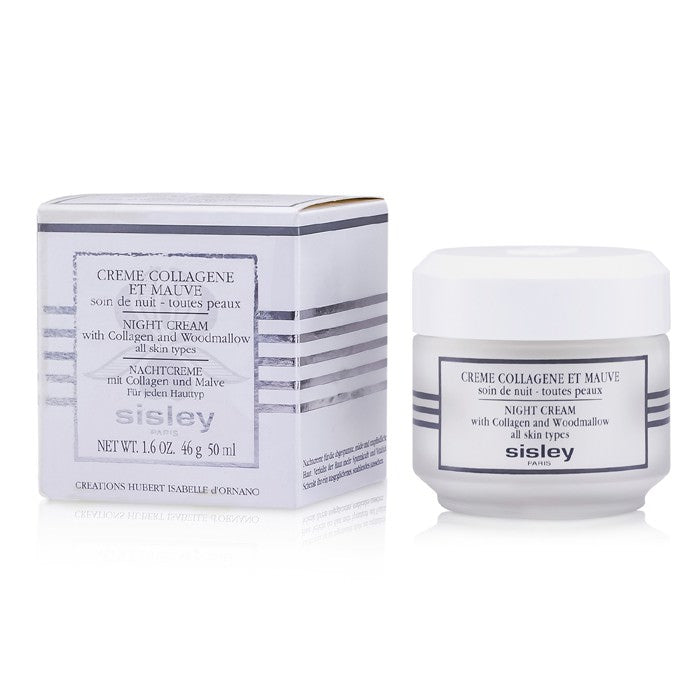 Sisley Botanical Night Cream With Collagen & Woodmallow 50ml