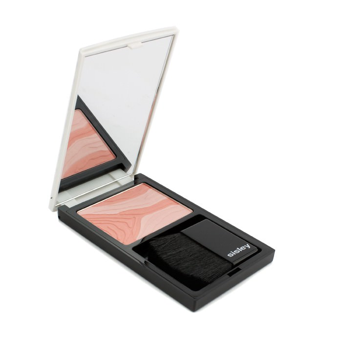 Sisley Phyto Blush Eclat With Botanical Extract - # No. 5 Pinky Coral 7g