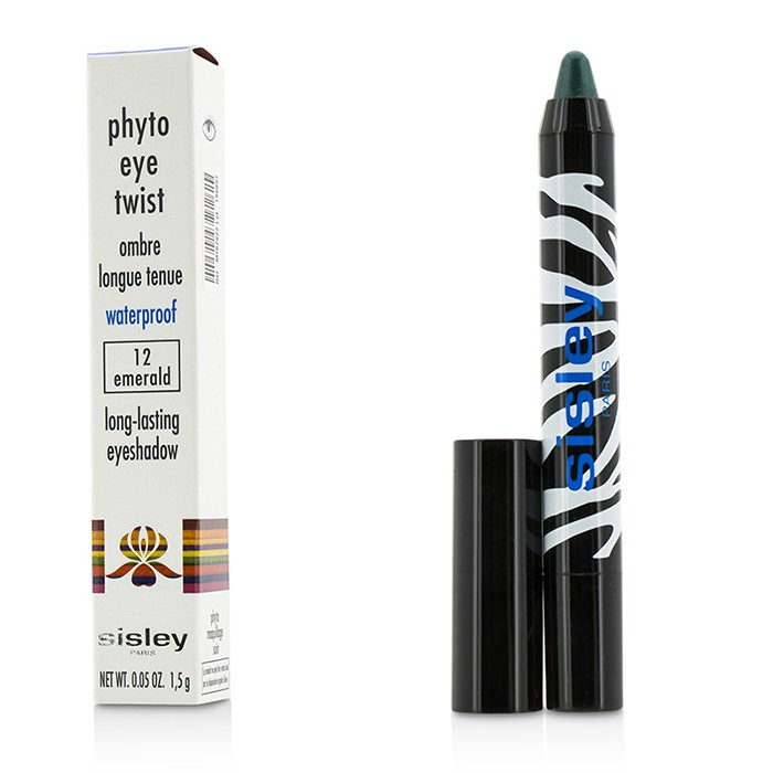 Sisley Phyto Eye Twist - #12 Emerald 1.5g