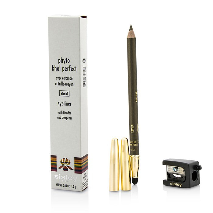 Sisley Phyto Khol Perfect Eyeliner (With Blender and Sharpener) - #Khaki 1.2g