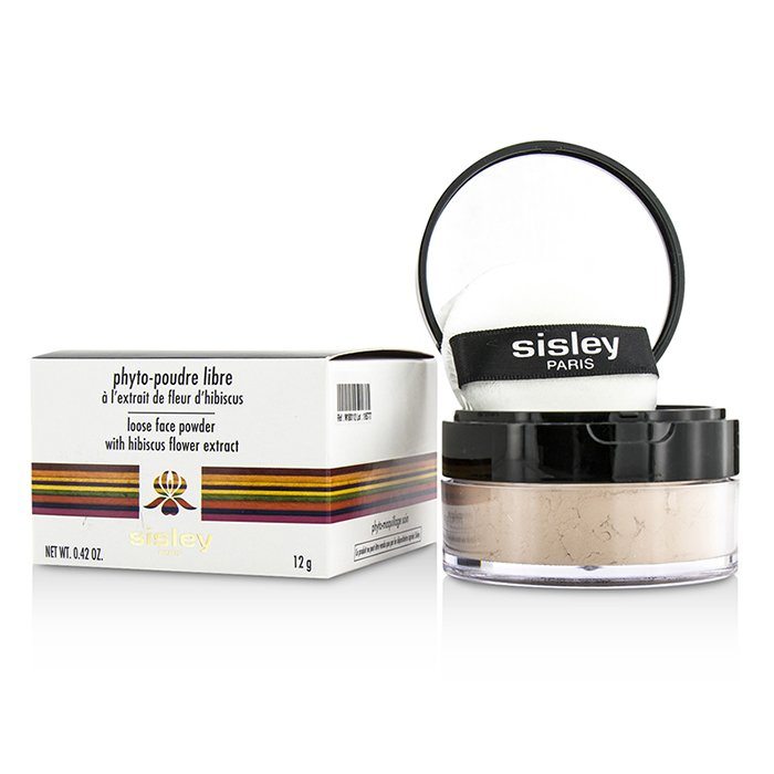 Sisley Phyto Poudre Libre Loose Face Powder - #2 Mate 12g