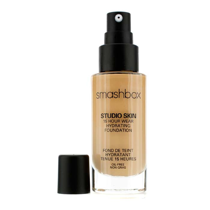 Smashbox Studio Skin 15 Hour Wear Hydrating Foundation - # 2.2 (Light Medium With Warm, Peachy Undertone) 30ml