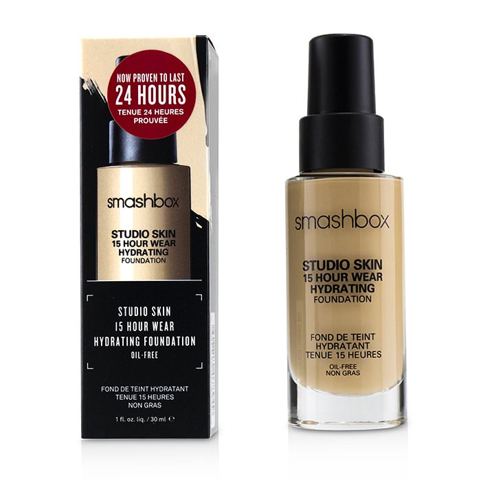 Smashbox Studio Skin 15 Hour Wear Hydrating Foundation - # 2 Light With Warm Undertone 30ml