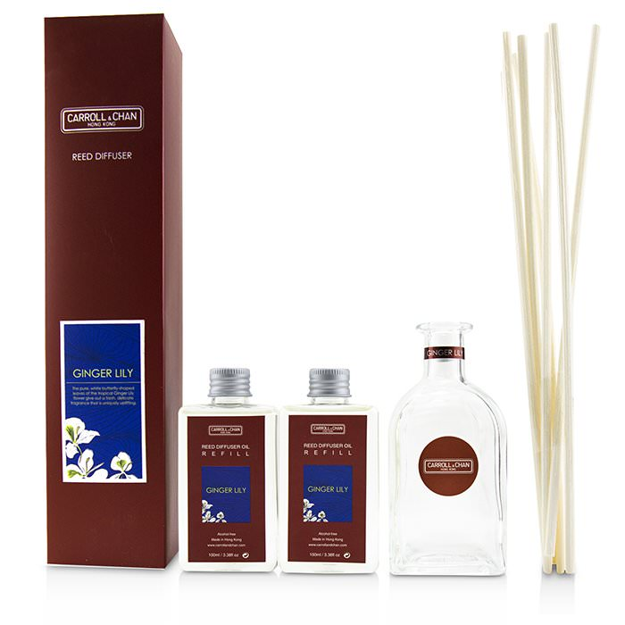 The Candle Company (Carroll & Chan) Reed Diffuser - Ginger Lily 200ml