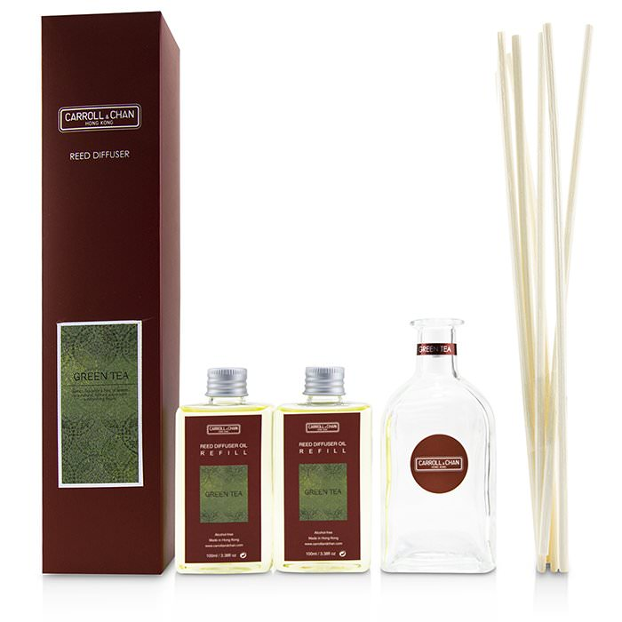 The Candle Company (Carroll & Chan) Reed Diffuser - Green Tea 200ml