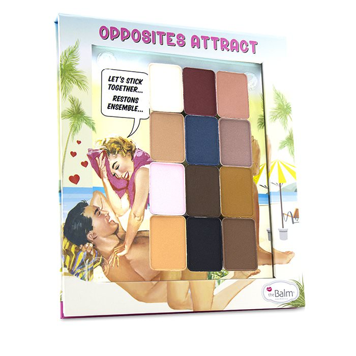 TheBalm Magnetic Palette - # Opposites Attract 28.8g