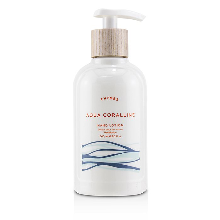 Thymes Aqua Coralline Hand Lotion 240ml