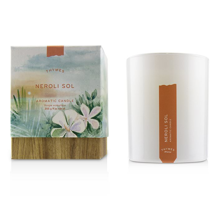 Thymes Aromatic Candle - Neroli Sol 9oz