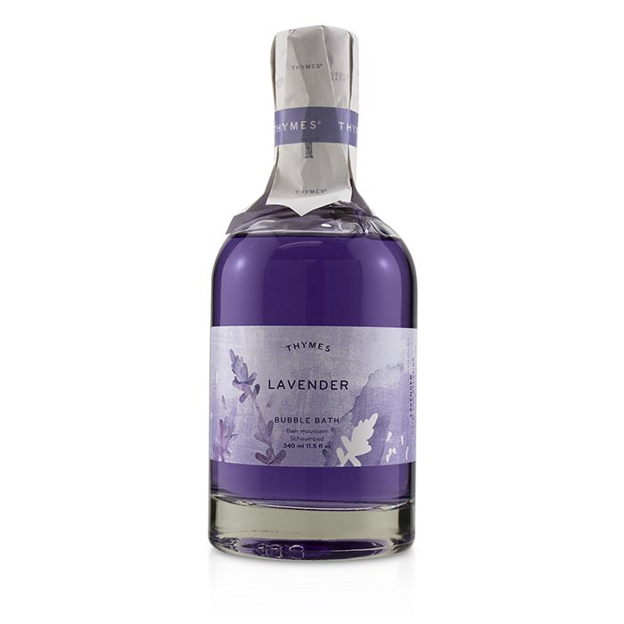 Thymes Lavender Bubble Bath 340ml