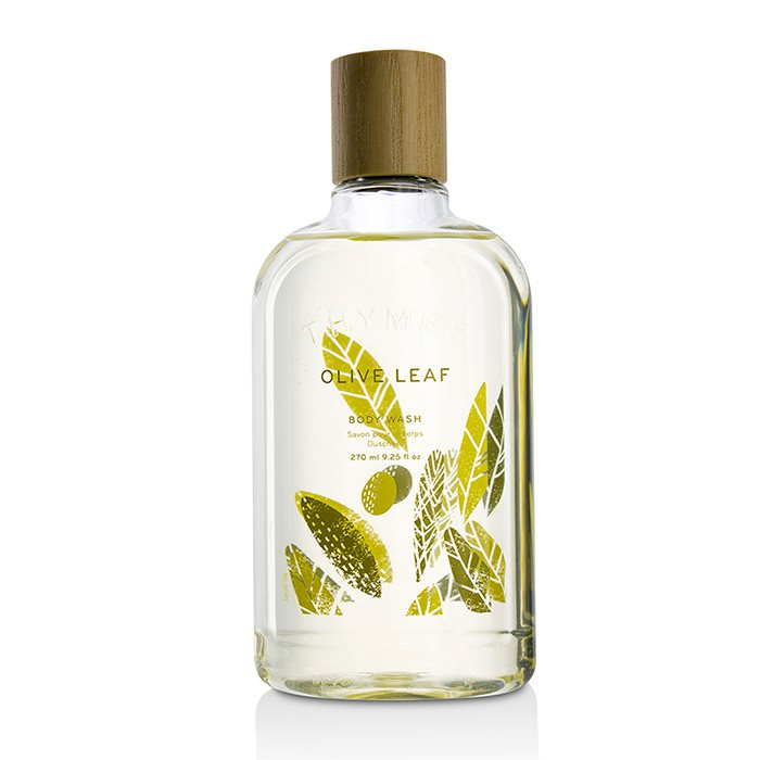 Thymes Olive Leaf Body Wash 270ml