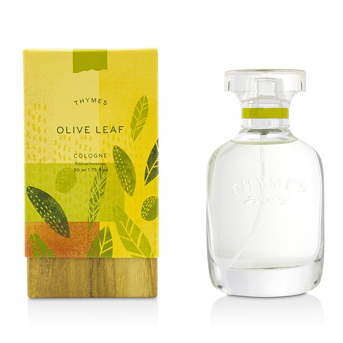 Thymes Olive Leaf Cologne Spray 50ml