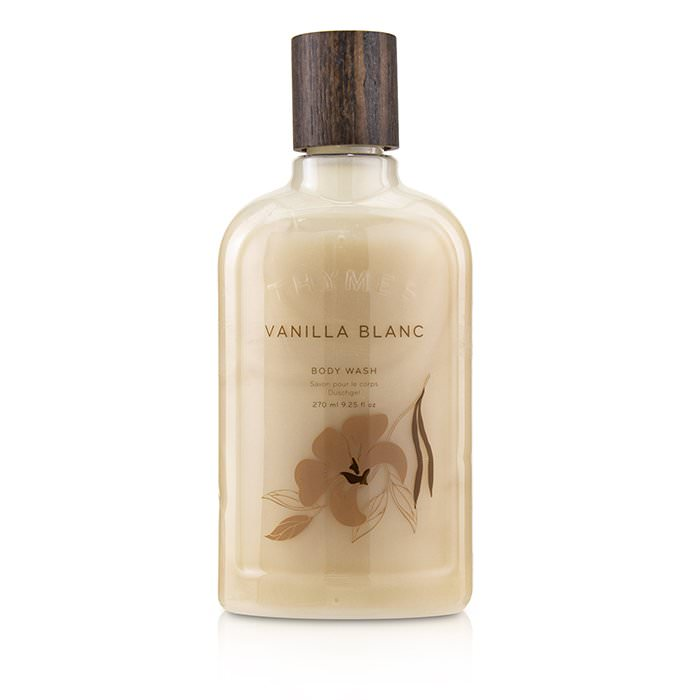 Thymes Vanilla Blanc Body Wash 270ml