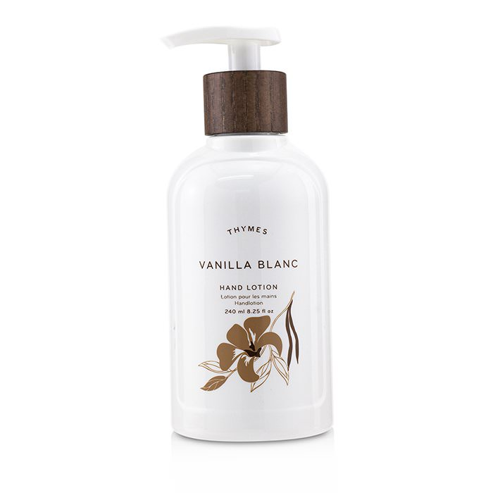 Thymes Vanilla Blanc Hand Lotion 240ml