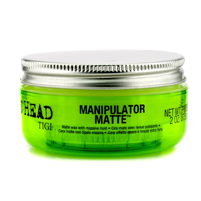 Tigi Bed Head Manipulator Matte - Matte Wax with Massive Hold 57.2g