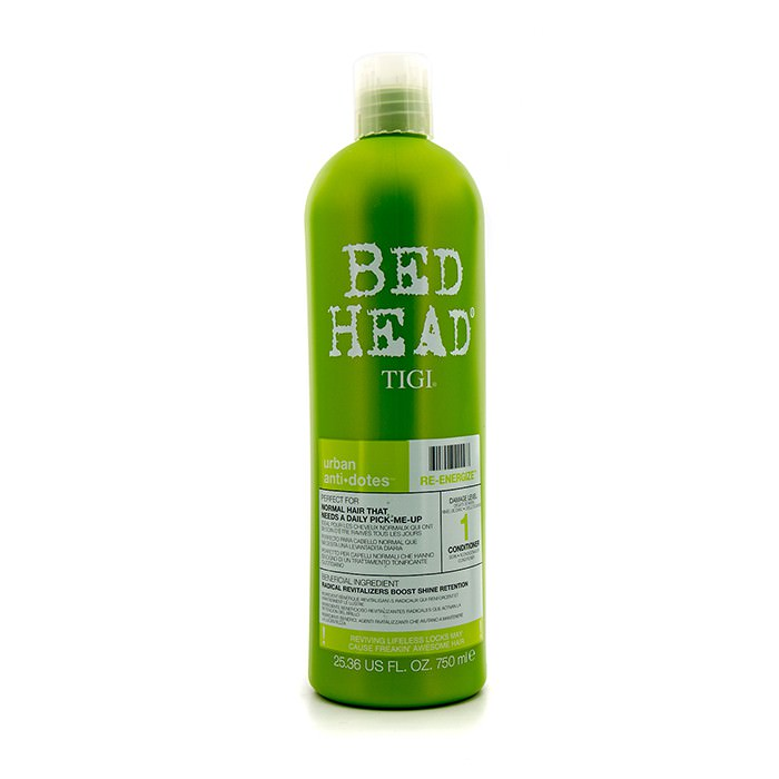 Tigi Bed Head Urban Anti+dotes Re-energize Conditioner 750ml