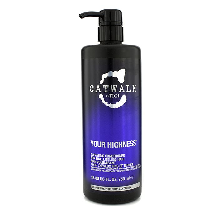 Tigi Catwalk Your Highness Elevating Conditioner (For Fine, Lifeless Hair) 750ml