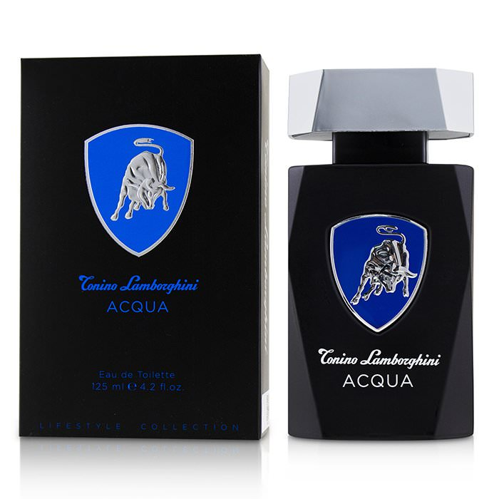 Tonino Lamborghini Acqua Eau De Toilette Spray 125ml