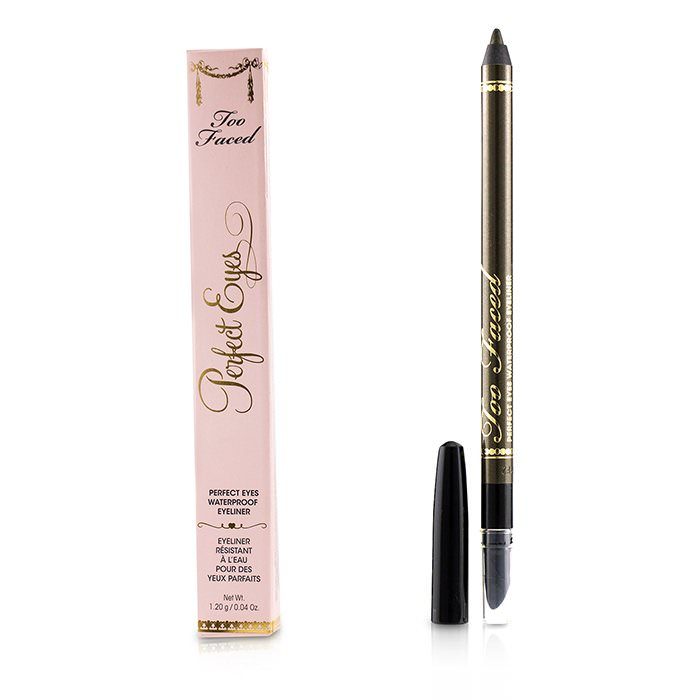 Too Faced Perfect Eyes Waterproof Eyeliner - # Perfect Moss 1.2g