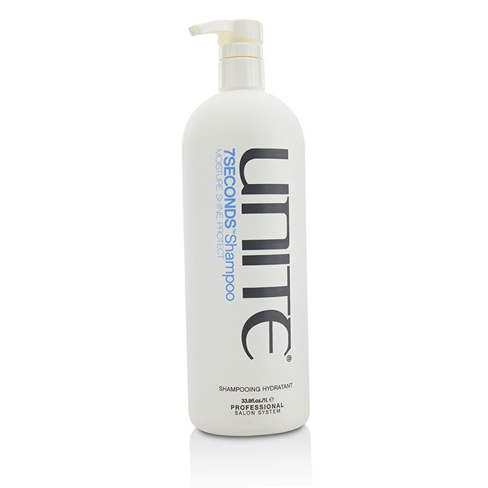 Unite 7Seconds Shampoo (Moisture Shine Protect) 1000ml
