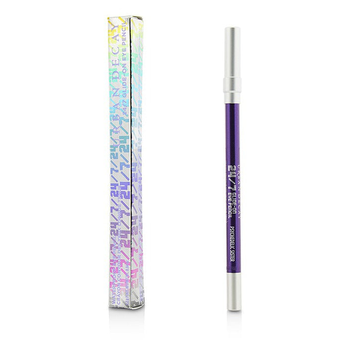 Urban Decay 24/7 Glide On Waterproof Eye Pencil - Psychedelic Sister 1.2g