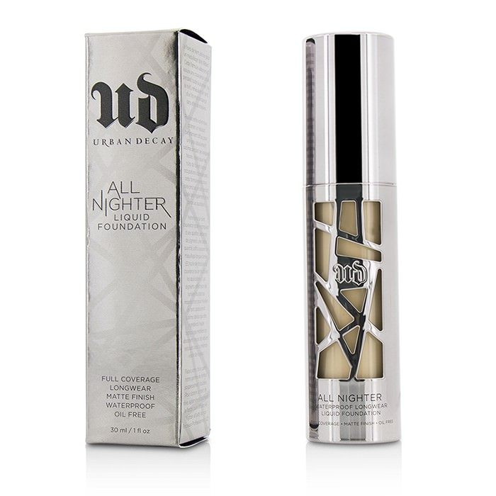 Urban Decay All Nighter Liquid Foundation - # 3.25 30ml