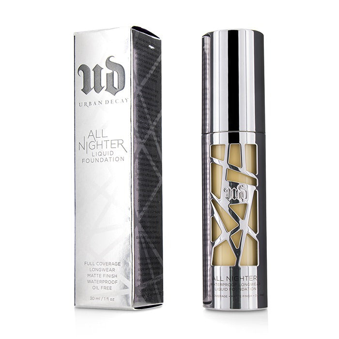 Urban Decay All Nighter Liquid Foundation - # 5.0 30ml