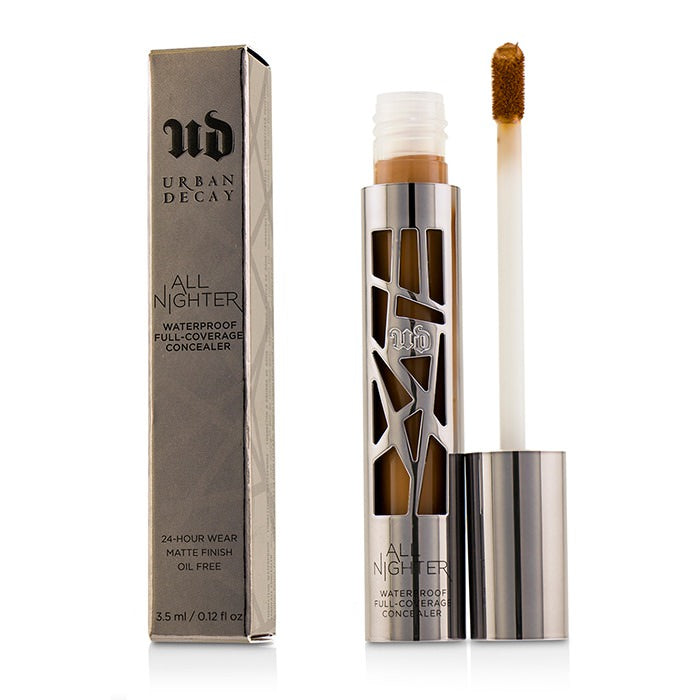 Urban Decay All Nighter Waterproof Full Coverage Concealer - # Deep (Neutral) 3.5ml