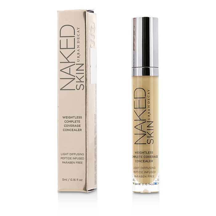 Urban Decay Naked Skin Weightless Complete Coverage Concealer - Medium Neutral 5ml