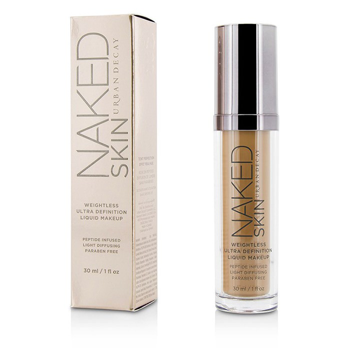 Urban Decay Naked Skin Weightless Ultra Definition Liquid Makeup - #5.5 30ml