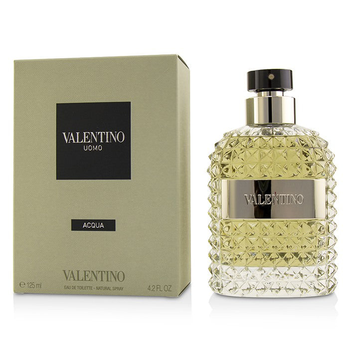 Valentino Uomo Acqua Eau De Toilette Spray 125ml