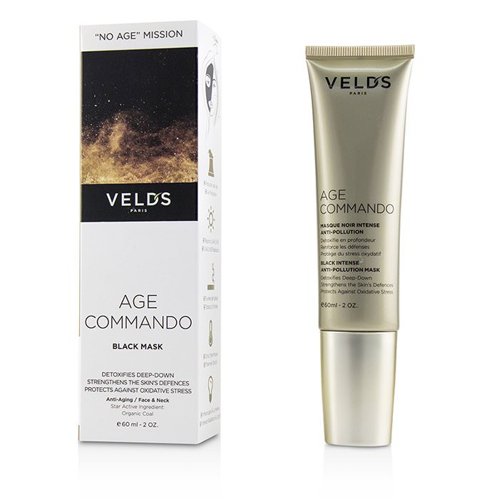Veld's Age Commando - Black Mask 60ml