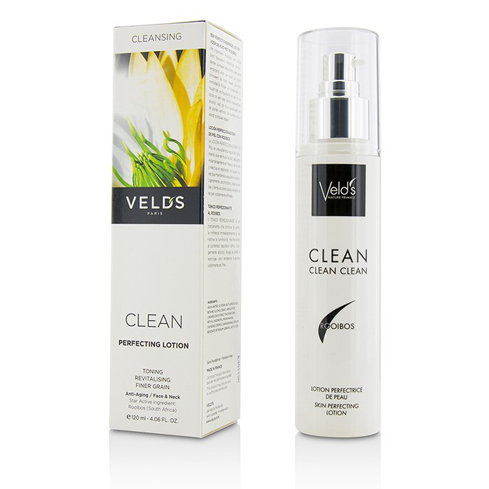 Veld's Clean Perfecting Lotion - Toning, Revitalising, Finer Grain 120ml