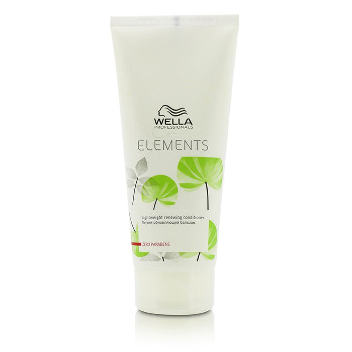 Wella Elements Lightweight Renewing Conditioner 200ml